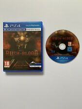 Until Dawn Rush Of Blood - PlayStation 4 PS4 - Free P+P