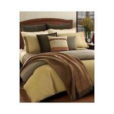 """Ralph Lauren ''Rock River"""" 2pc Deco Pillows Cordory/Multi Colored bnip"""