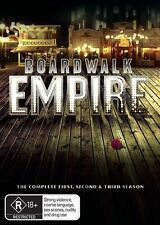 Boardwalk Empire Season 1,2 & 3 DVD 2013 15-Disc Set Brand New Sealed
