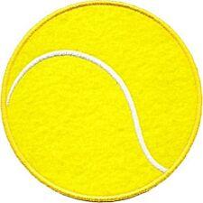 Patch De Vêtement Balle De Tennis À Coudre Ou Repasser
