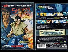 Shura no Toki: Age of Chaos - Complete Series - Brand New 6-Disc Anime Box Set