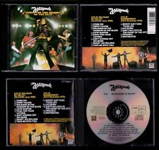 WHITESNAKE - HOLLAND CD - LIVE IN THE HEART OF THE CITY - Deep Purple Coverdale