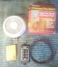 New listing Minuteman Vtg Nos (Coal & Wood Stove) Chimney Fire Alarm