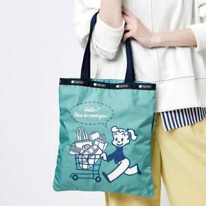 Japan Only LeSportsac Emerald Tote Osam Shopping