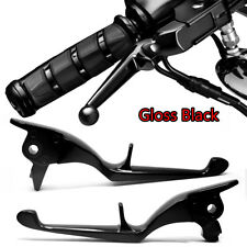 Gloss Black Trigger Levers For Harley Touring Street Glide Road King 2017 2018