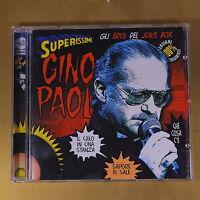 SUPERISSIMI -  GINO PAOLI - 2006 SONY - OTTIMO CD [AT-015]