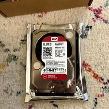 Western Digital WD60EFRX Red 3.5