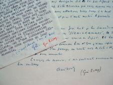 Le poète surréaliste Gui Rosey se joue de la mort.