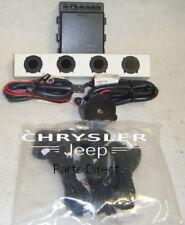 NUOVO Chrysler, Dodge, Jeep Kit sensore di parcheggio 82210087