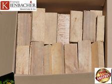 BBQ Buche Wood Chunks 30kg Smoker Holz Räucherholz zum grillen smoken & räuchern