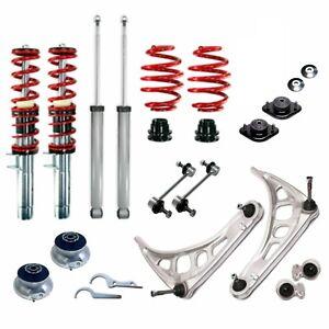 Rs Premium Assetto a Ghiera Gas Domlager Barre Accoppiamento Braccio BMW 3er E46