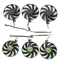 For ASUS ROG STRIX-RTX 2060/2070/2080/ RTX 2080ti Graphics Card Cooling Fan