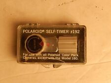 Polaroid Land Camera Self-Timer #192 for 250 350 360 450 Tested Working Great!