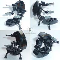 Star Wars Figur aus LEGO® Teilen Droideka Destroyer Battle Droid schwarz NEU