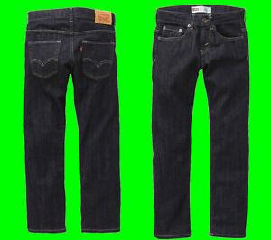 NEW Boys Original LEVI'S 511 Denim Jeans Slim Fit Kids Indigo Size Age 4-16