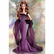BIRTHSTONE COLLECTION January Garnet COLLECTOR EDITION Barbie Doll B3410