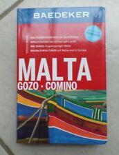 Baedeker Reiseführer Malta, Gozo, Comino (2016) mit Karte