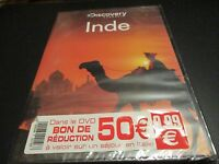 """DVD NEUF """"DISCOVERY CHANNEL - INDE"""" documentaire"""