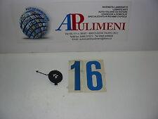 302811 TAPPO GANCIO TRAINO (STOPPER) PARAURTI ANTERIORE ALFA-ROMEO 147 04> C/PR