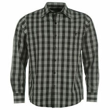 Pierre Cardin Men's Checked Casual Shirts & Tops