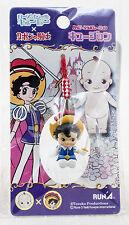 Princess Knight Sapphire Rose O'neill Kewpie Kewsion Strap JAPAN ANIME