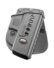 NEW Fobus 320C ND Right Hand Rotating Paddle Holster For Sig Sauer P320 Compact