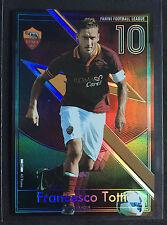 2014 Panini Football League PFL 06 Craque Francesco Totti Refractor card RARE