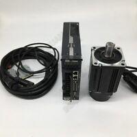 750W AC Servo Motor Drive Kit High Torque 3.5Nm 220V Replace Yaskawa Fuji Delta
