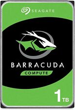 Seagate Bare Drives BarraCuda 1TB Internal Hard Drive HDD – 3.5 Inch SATA 6 Gb