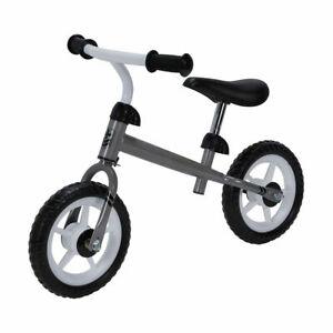 25cm Balance Bike Kids Toddler Baby Girl Boys Training Push Ride Toys Bicycle T1
