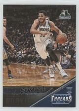 2015-16 Panini Threads Rookies Karl-Anthony Towns #184 Rookie