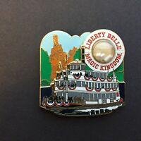 WDW Piece Of Disney History 2006 - Liberty Belle - LE 2500 Disney Pin 47729