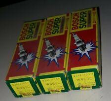 4x BOSCH CANDELA CANDELE wr7dc PER CITROEN BERLINGO 1.6 00-11 c2 1.6