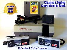 Nintendo NES Console Bundle + Super Mario Bros 3 - Best Pins - Guaranteed