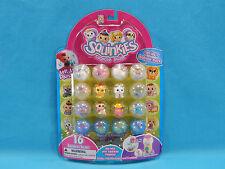 Squinkies Series 1 Bubble Pack 16pcs Soft & Squishy Pets, Friends, Ponies 2010