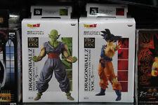 2PCS/Set Banpresto Dragon Ball Z HQ DX SCULTURES vol 5 goku & piccolo figure New