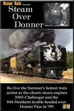 Steam Over Donner by BA Productions DVD New 3985 844