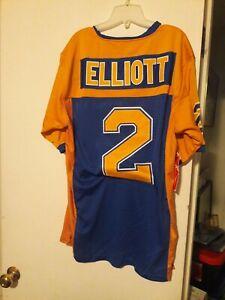 NFL Dallas Cowboys Ezekiel Elliott High School Football Jersey Bombers sz XL NWT
