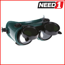 MSA Flashmaker Flip-up Welding Goggles, Shade 5