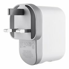 Belkin Dual USB Port AC Wall charger 20W 4.2amp for Smartphones & Tablets UK