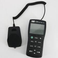 Tes 1339 Digital Light Meter Luminous Tester With Dual Display