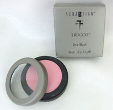 Sebastian Trucco One Blush So Shy .12 oz Rouge Pink Cheeks Rosy Berry RARE HTF