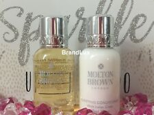 Molton Brown Purifying Shampoo & Conditioner With Indian Cress - 30ml Duo - BN