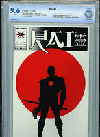 Rai Issue #0 Comic CBCS 9.6 NM+ Valiant Comics 1992  Bloodshot