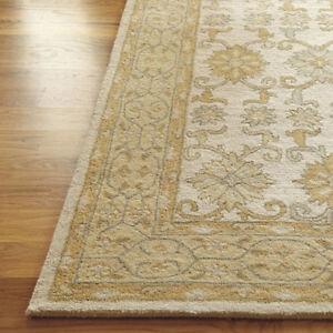 Ballard Designs Tabitha Rug Handmade Wool Area RUGS & Carpet