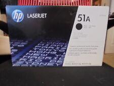 HP Q7551A 51A Toner Cartridge GENUINE NEW