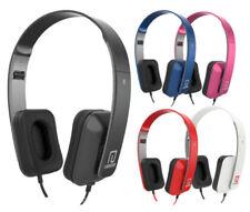 Langston Deep Bass Headphones Built in Mic iM8 for Micromax Bolt Q357