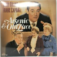 Cary Grant in Arsenic & Old Lace Extended Play Laserdisc Frank Capra Peter Lorre