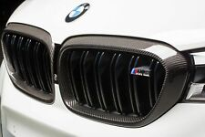 BMW F90 M5 M Performance Carbon Fiber Kidney Grilles 51712447092 51712447091 oem