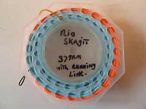 Rio Skagit 37g Fly Floating Fishing Line w/ Running Line Attached